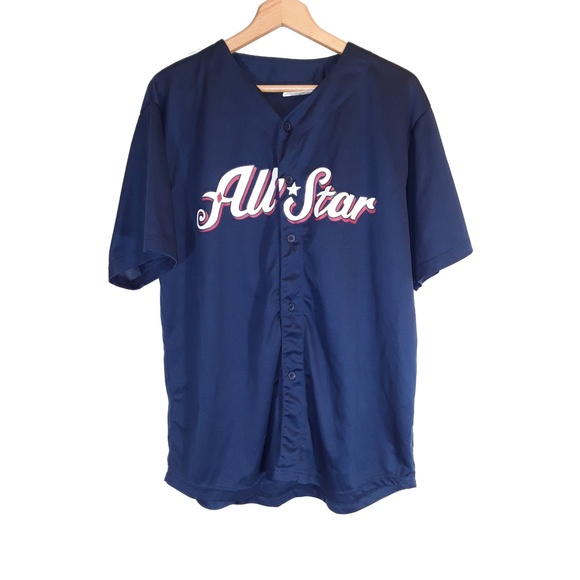 Match Up Promotions Other - Baseball Jersey 13 All Star XL
